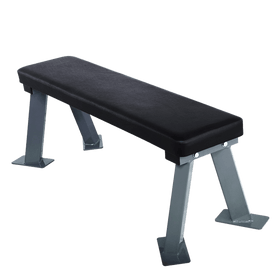 Heavy Duty Flat Bench - DirectHomeGym