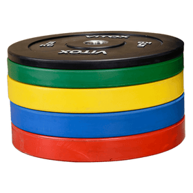 Bumper Plates Color Markings (5KG  to 25KG) - DirectHomeGym