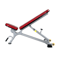 Heavy Duty Adjustable Bench - DirectHomeGym