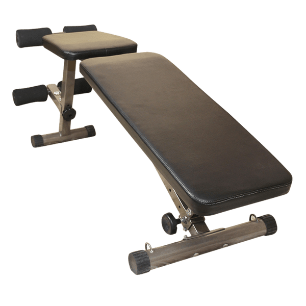 Foldable Adjustable FID Sit-up Bench - DirectHomeGym