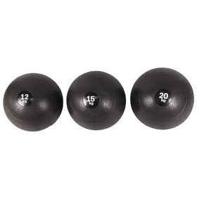 Rubber Slam Ball (4KG to 55KG) - DirectHomeGym
