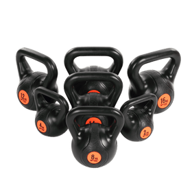 Rubber Coated Kettlebells - DirectHomeGym