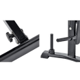 Bench Rack with Leg Curl Preacher Curl and Pec-Fly (Foldable) - DirectHomeGym