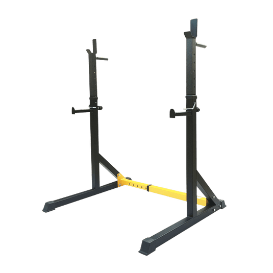 Squat Bench Adjustable Rack