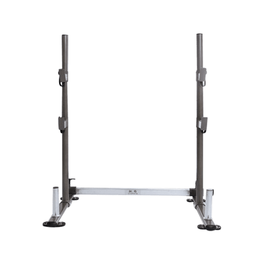 Squat and Bench Rack Adjustable Width