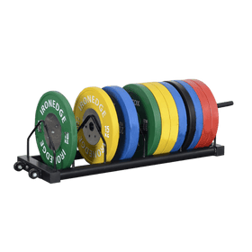 Bumper Plates Storage Cart - DirectHomeGym