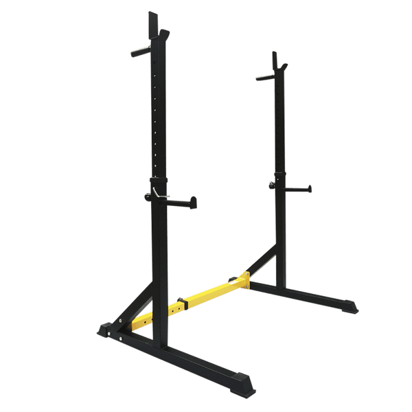 Squat Bench Adjustable Rack - DirectHomeGym