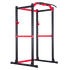 Full Power Rack with Lats Cable Machine and Options