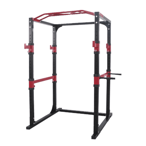 Full Power Rack Cage with Multi-grip Pull-up and Cable Machine - DirectHomeGym