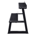 Kettlebells Storage Shelf Rack (2 Tier) - DirectHomeGym
