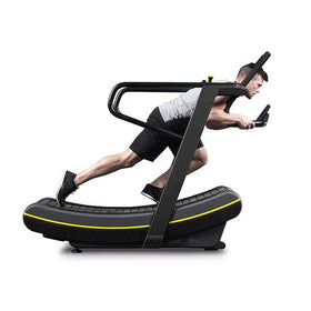 Air Runner Non-Motorised Curve Treadmill - DirectHomeGym