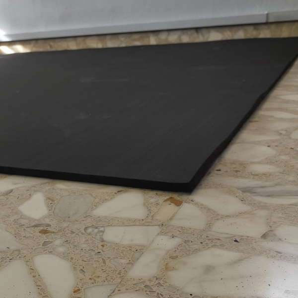 Custom Rubber Floor Mat 1.2m x 2m (Pre-cut)
