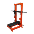 Vertical Leg Press Machine - DirectHomeGym