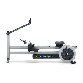 Concept 2 Dynamic Rower PM5 - DirectHomeGym