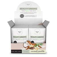Beauty Greens (coconut vanilla sachet)