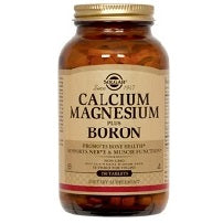 Calcium Magnesium Plus Boron (100 tablets)