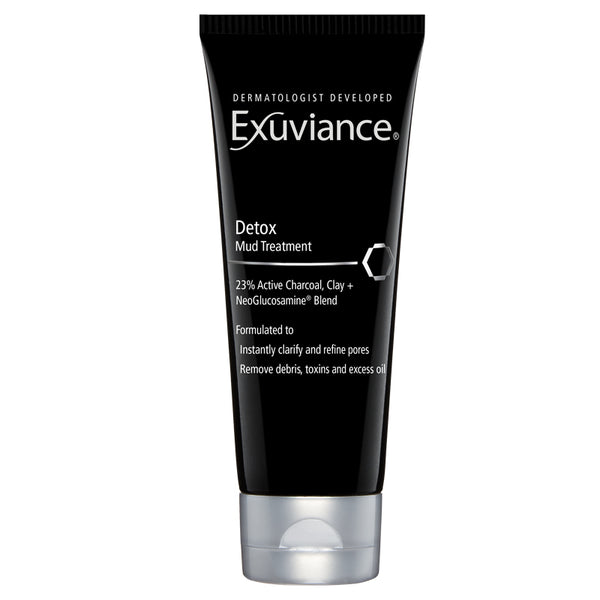 EXUVIANCE Detox Mud Treatment Home Use