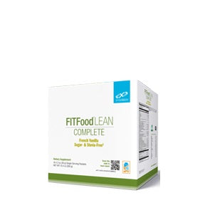 FITFood Lean Complete Sugar/Stevia Free ( French Vanilla)