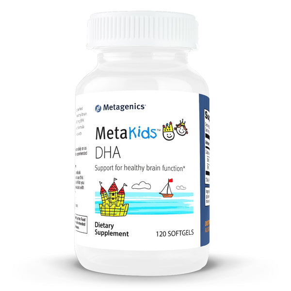 Metakids DHA (previously OmegaGenics DHA Children's)