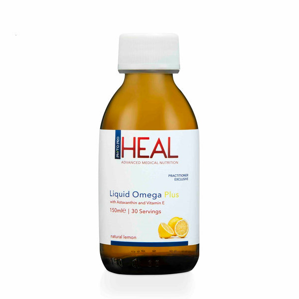 Heal Liquid Omega Plus