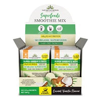 Superfoods Smoothie Mix (Natural Vanilla Flavour)
