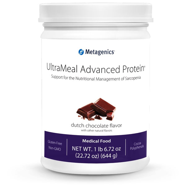 UltraMeal Advanced Protein Medical Food (Dutch Chocolate)