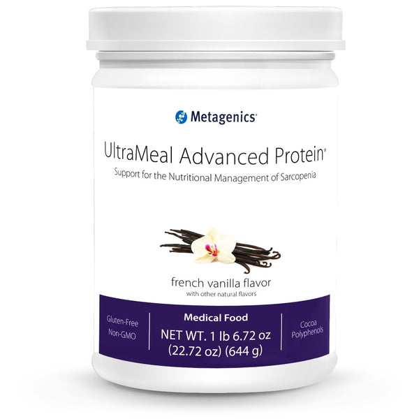 UltraMeal Advanced Protein Medical Food (French Vanilla)