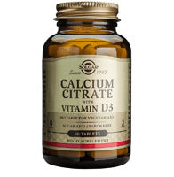 Calcium Citrate with Vitamin D3