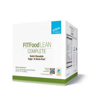 FITFood Lean Complete Sugar/Stevia Free (Dutch Chocolate)