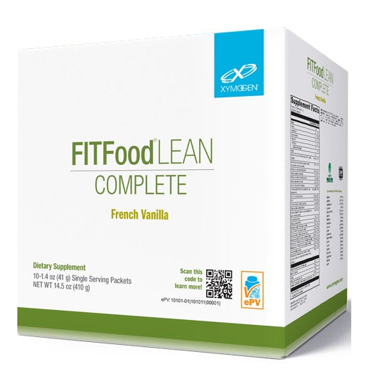 FITFood Lean Complete ( French Vanilla)