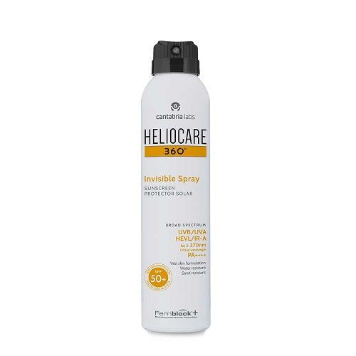 Heliocare 360° Invisible Spray SPF50+