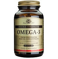 Omega-3 Double Strength (60 softgels)