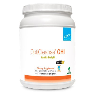 OptiCleanse™ GHI (Vanilla delight)