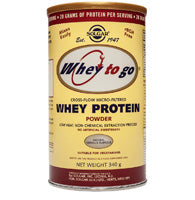 Whey To Go Protein Powder Vanilla