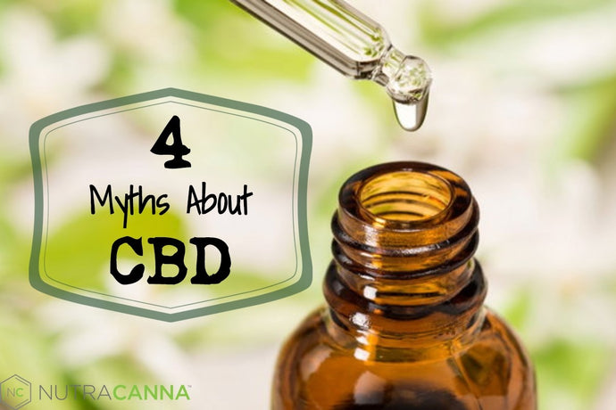 Cannabidiol (CBD) : 4 Myths and Amazing Fact About CBD