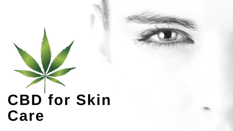 How Does CBD Affect the Skin?