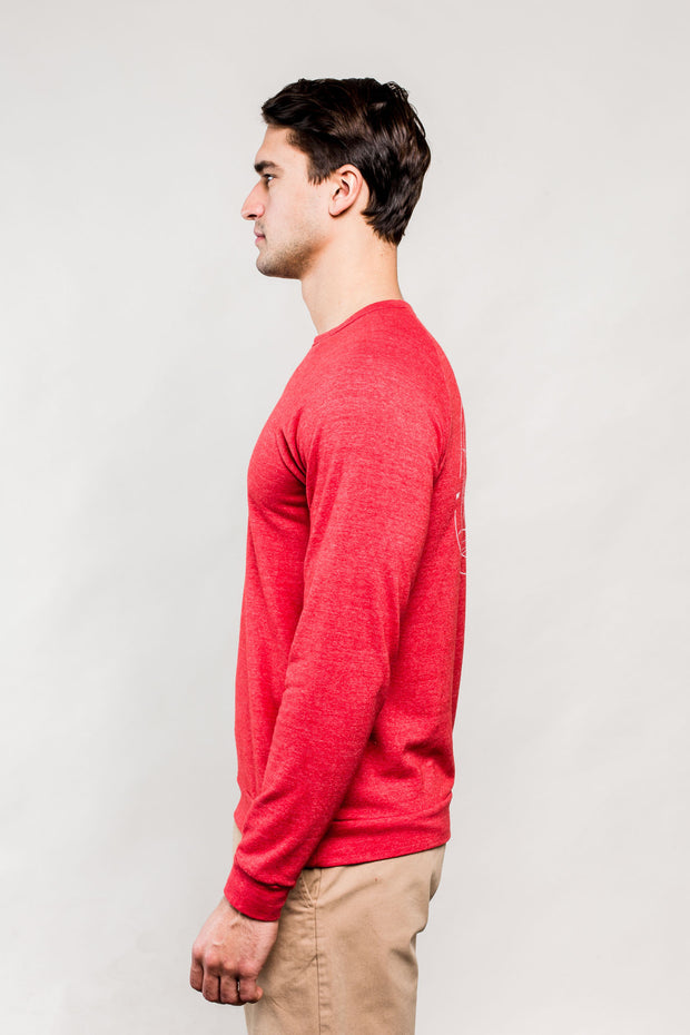 Polaris Terry Pullover