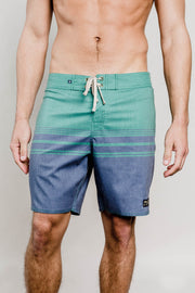 Backwater Scallop Boardshorts