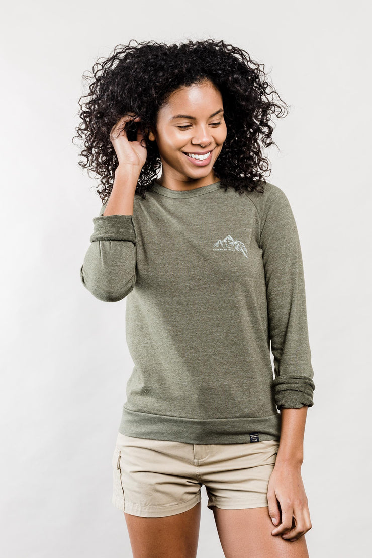 Adventure Mobile Terry Pullover