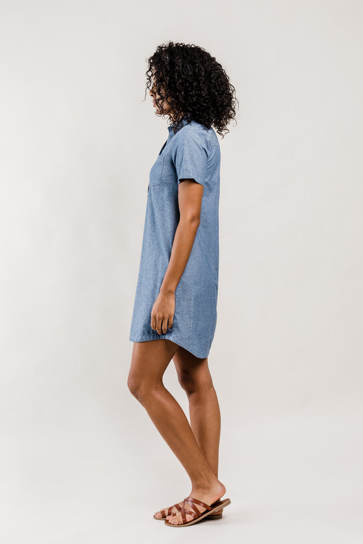 Gatewood Shirtdress