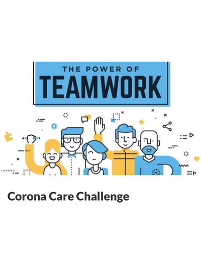 Releve Fashion Coronavirus Covid19 Relief Efforts Donate Now Corona Care Challenge UK for NHS Staff High Risk Communities