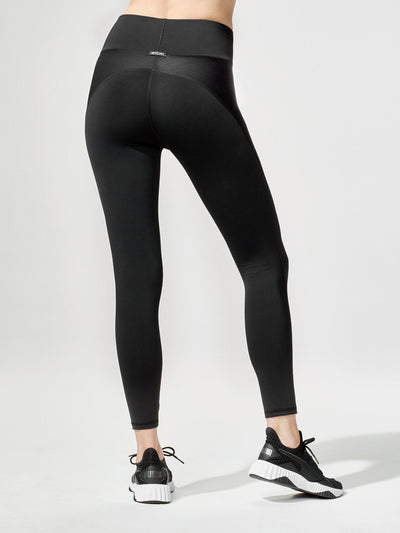 Releve Fashion Michi Rally Legging Black Sustainable Fashion Athleisure Activewear Brand Positive Luxury Brands to Trust Purchase with Purpose Shop for Good
