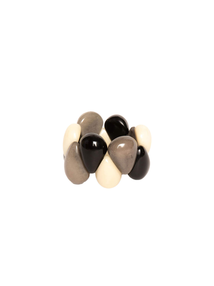 Releve Fashion Abury Handmade Tagua Bracelet Sustainable Ethical Fashion Brand Certified B Corp Positive Luxury Brands to Trust Butterfly Mark Positive Fashion Purchase with Purpose Shop for Good
