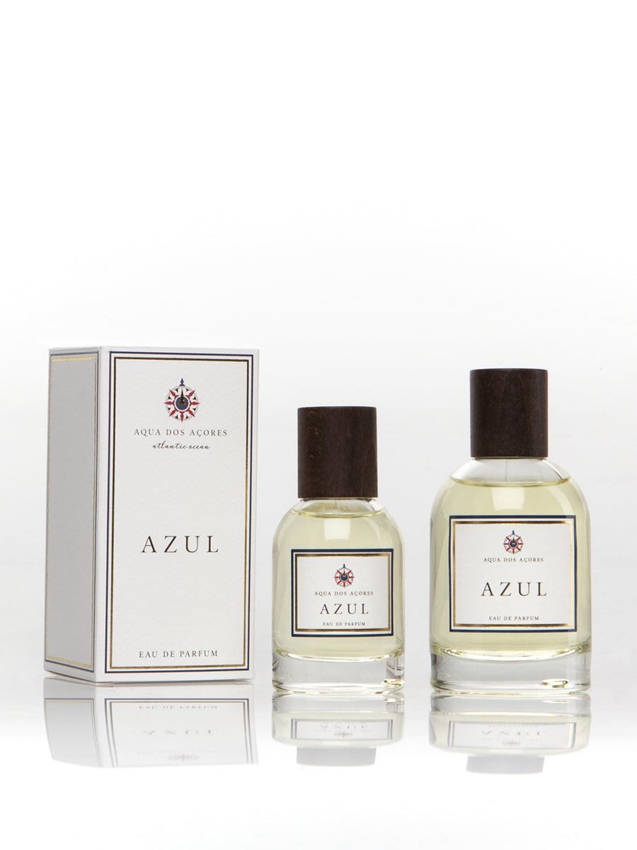 Releve Fashion Aqua dos Acores Azul Eau de Parfum Ethical Designer Fragrance Sustainable Socially Conscious Lifestyle Brand Purchase with Purpose Shop for Good Social Impact