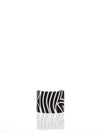 Releve Fashion Beatriz Zebra Cuff Black White Ethical Designers Sustainable Fashion Brands Artisanal Handmade Accessories Purchase with Purpose Shop for Good