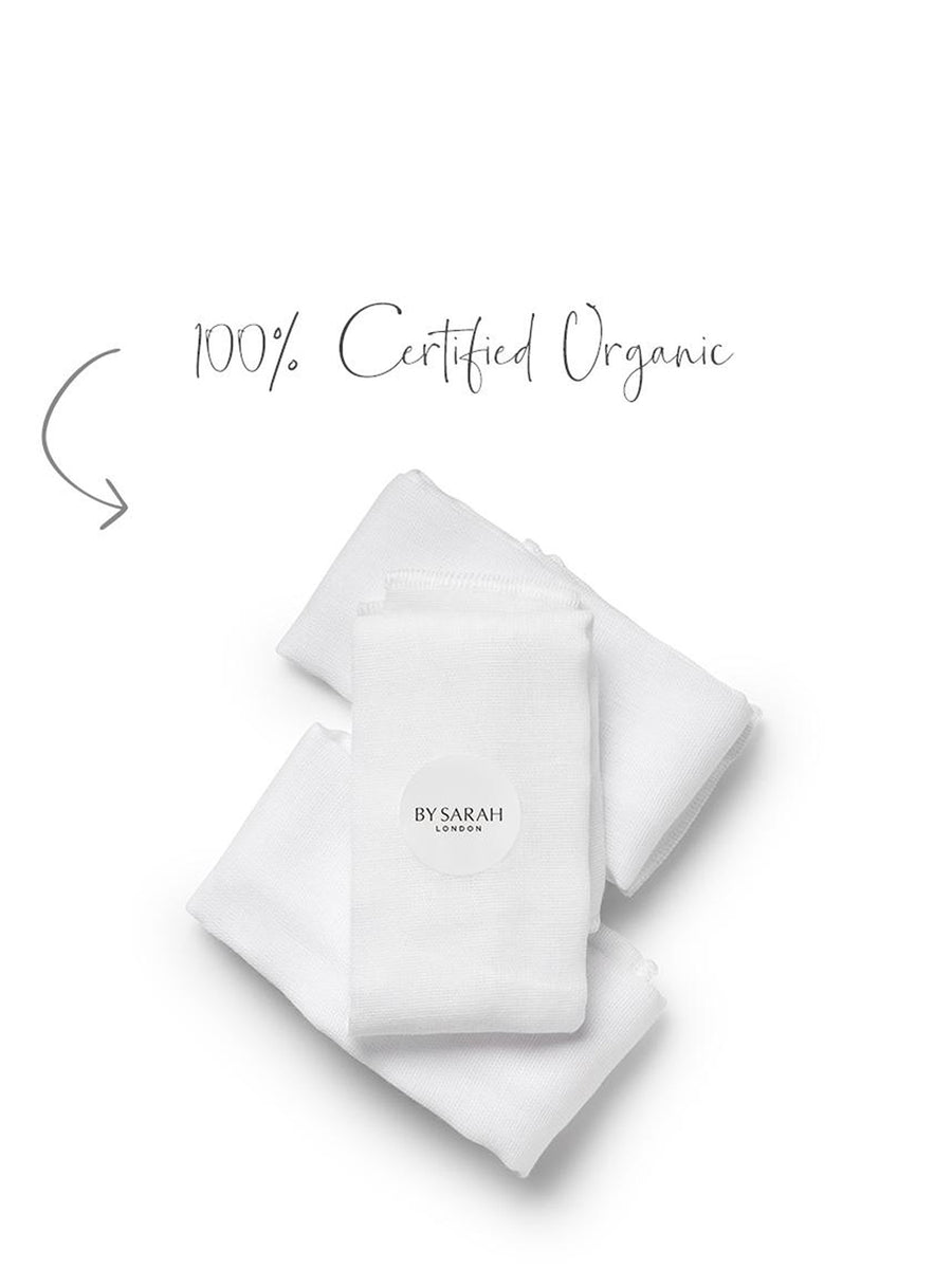 Organic Muslin Facial Cloth