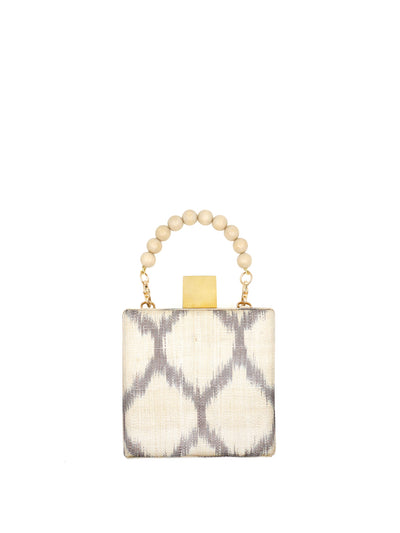 Releve Fashion Clare Hynes Cream Meghan Bag Ethical Designers Sustainable Fashion Brands Purchase with Purpose Shop for Good