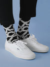 Releve Fashion Look Mate Shop Buy Now Sustainable Fashion Ethical Fashion Positive Fashion Brand Clothing Accessories Socks 241 by Karan Singh