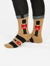 Releve Fashion Look Mate Shop Buy Now Sustainable Fashion Ethical Fashion Positive Fashion Brand Clothing Accessories Socks Queen's Guard by Team Look Mate