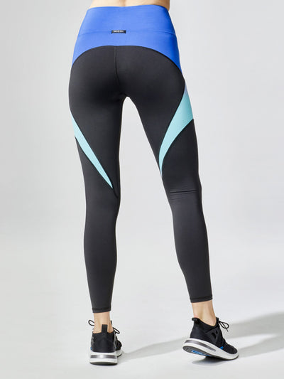 Releve Fashion Michi Circuit Legging Hydro Sustainable Fashion Athleisure Activewear Brand Positive Luxury Brands to Trust Purchase with Purpose Shop for Good